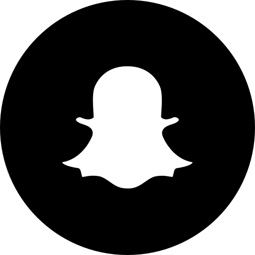 Temporary Black Snapchat Logo Png For Free Download On Ya