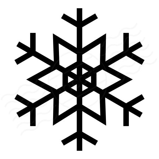 Iconexperience I Collection Snowflake Icon