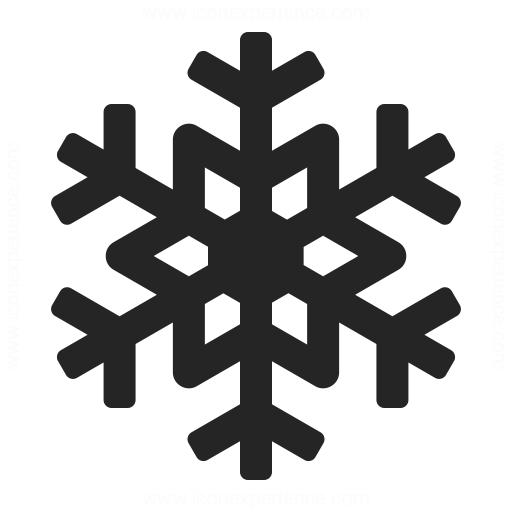 Snowflake Icon Iconexperience