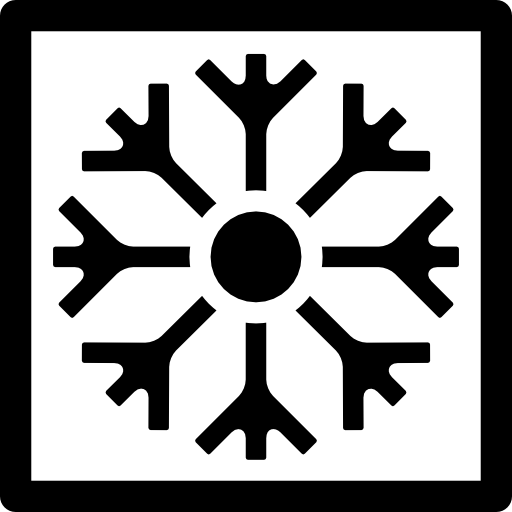 Snow Weather Symbol Icons Free Download