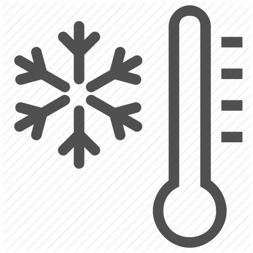 Climate, Cold, Cool, Mode, Snowflake, Temperature, Thermometer Icon