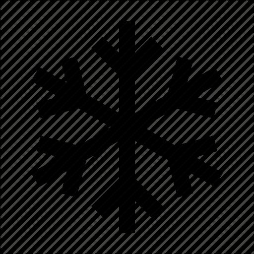 Frost, Snowflake Icon
