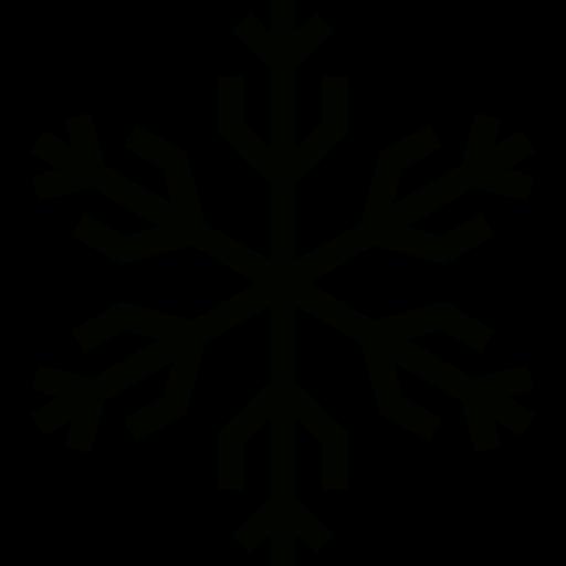 Snowflake Icon Free Of Linear Christmas Icons