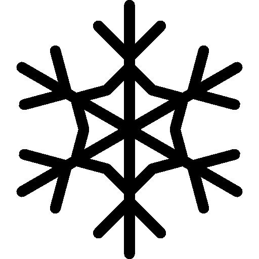 Christmas Snowflake Icon Free Icons Download
