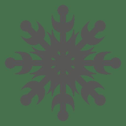 Decorative Snowflake Icon