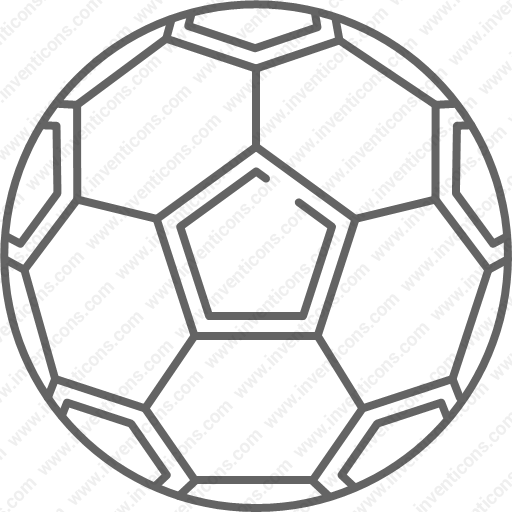 Download Ball,football,game,soccer,soccerball Icon Inventicons