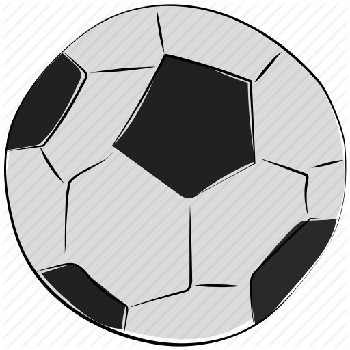 Football, Game, Soccer, Soccer Ball, Sports, Sports Ball Icon
