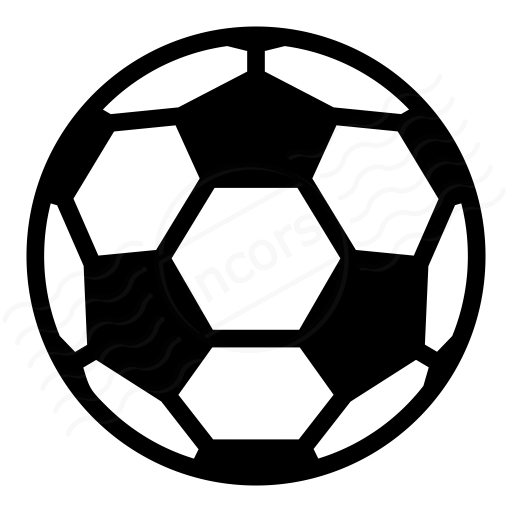 Iconexperience I Collection Soccer Ball Icon