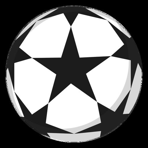 Football Star Soccer Illustration