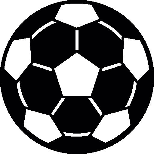 Soccer Ball Silhouette