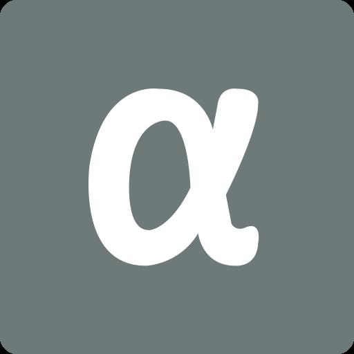 App, Media, Net, Social, Square Icon