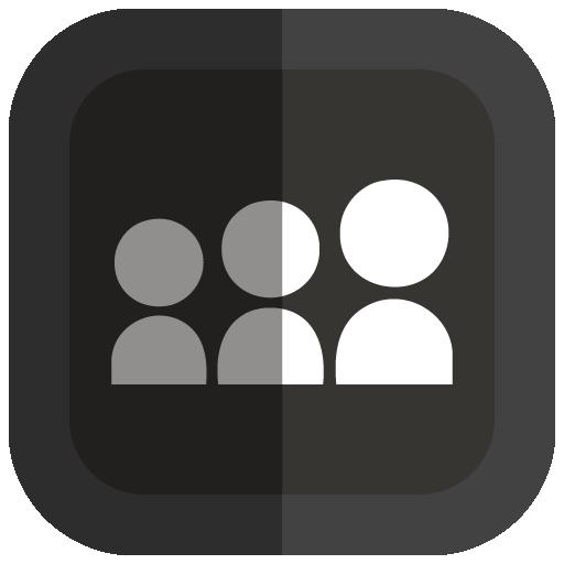 Myspace Icon Folded Social Media Iconset Uiconstock