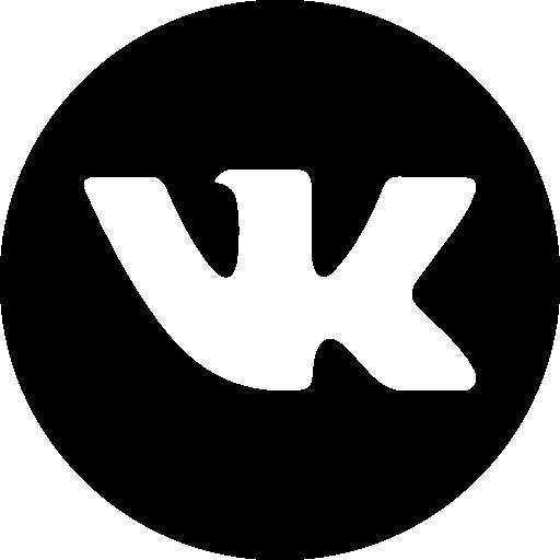 Vk Social Logotype Icon Social Icons Rounded Set Freepik