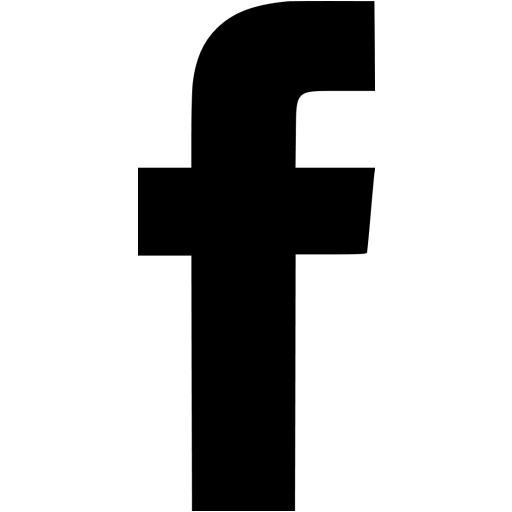 Black Facebook Icon Free Black Social Icons Clip Art