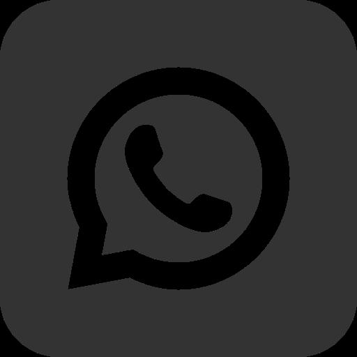 Chat, Phone, Social Media, Whatsapp Icon