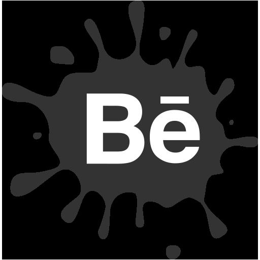 Fiendfeed, Social, Media, Blot, Set Icon Creative Blot Icons Set