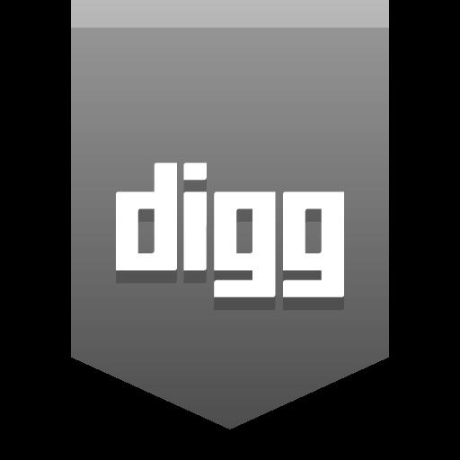 Digg Icon Social Media Buntings Iconset Social Media Icons