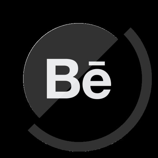 Behance, Online, Web, Webdesign, Website Icon