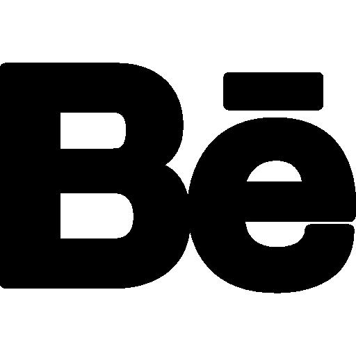 Behance Icon Social Media Elements Freepik
