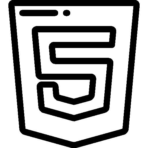Social Media Html Icon