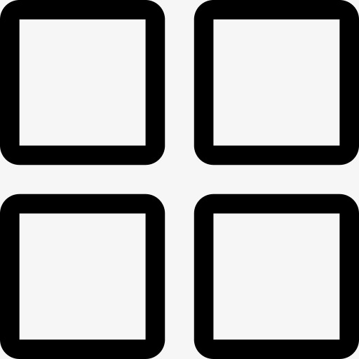 Layout,list,view,linear Icon, Layout, List, View Png Image