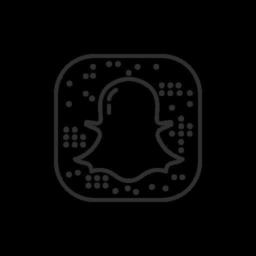 Snapchat, Snapchat Button, Snapchat Logo, Social Media Icon