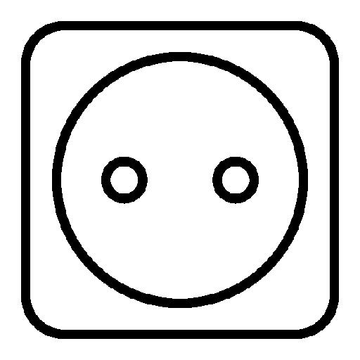 Power Plug Icon Free Icons Download