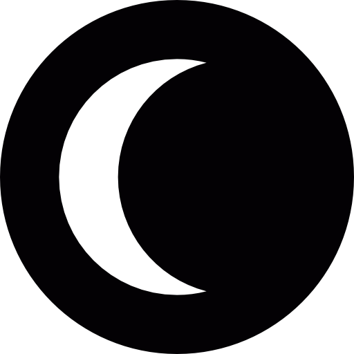 Sun Eclipse Icons Free Download