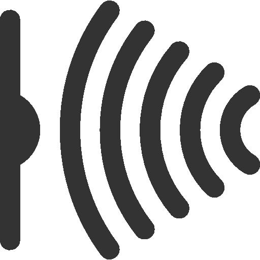 Infrared, Sensor Icon