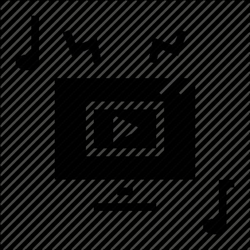 Effect, Ost, Sound, Soundtrack Icon
