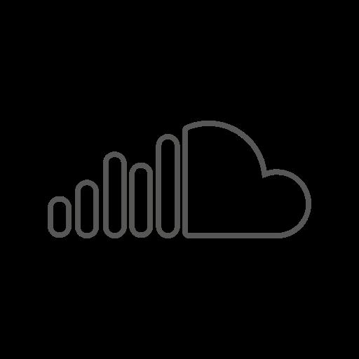 Music, Cloud, Social, Producer, Soundcloud, Share Icon
