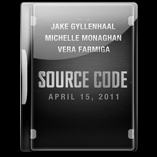 Source Code Icon English Movies Iconset Danzakuduro