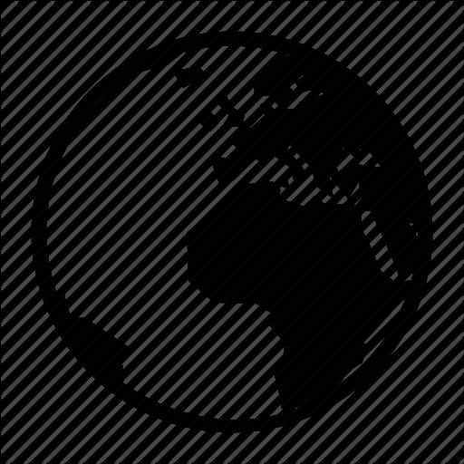 Africa, Egypt, Europe, France, Globe, Terra, Uk Icon