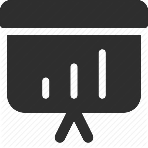 Bar, Iconspace, Presentation Icon