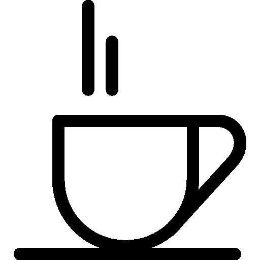 Bar Hot Coffee Cup