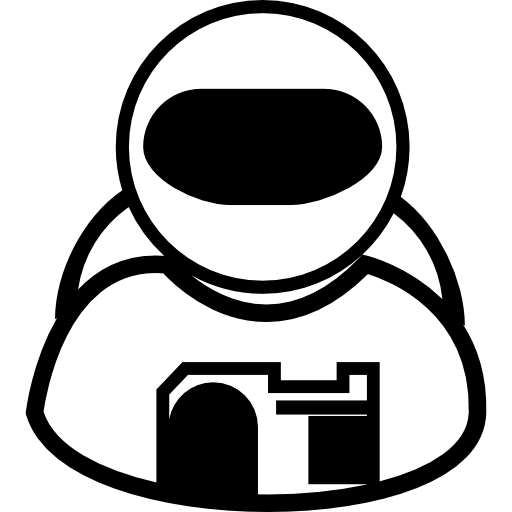 Astronaut Icons Free Download