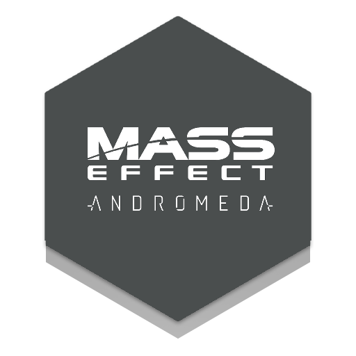 Mass Effect Andromeda Icon For Honeycomb Rainmeter