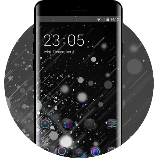 Space Samsung Free Android Theme U Launcher