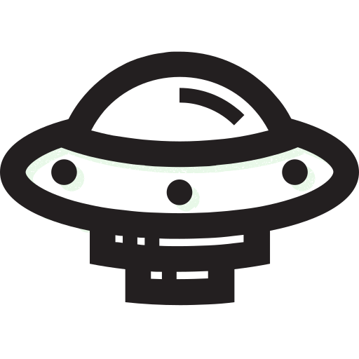 Ufo, Spacecraft, Extraterrestrial, Spaceship Icon Free Of Super