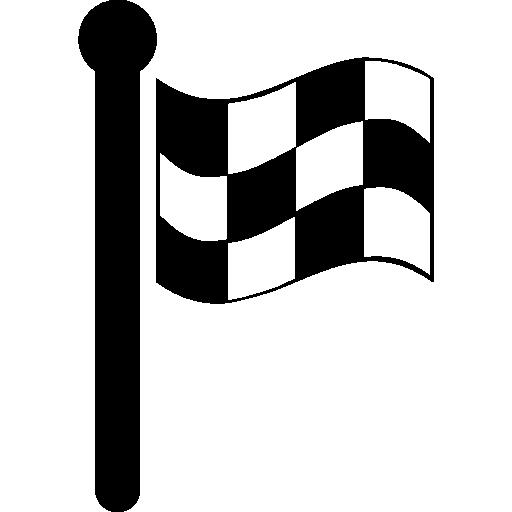 Checkered Flag Icons No Attribution