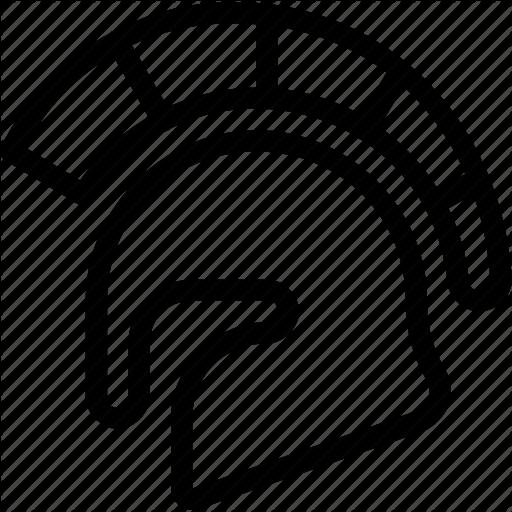 Helmet, History, Spartan Icon