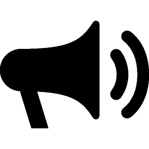 Speaker Symbol Of Voice Volume
