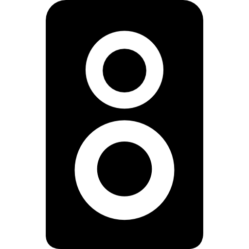 Speaker Icon Free Of Location Solid Icons