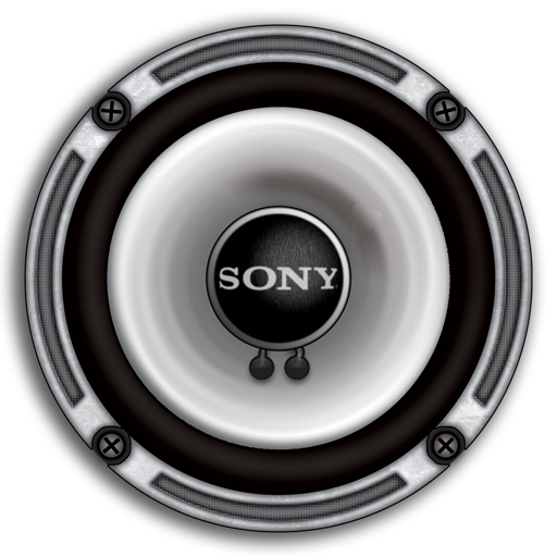 Speaker Whitecone Icon