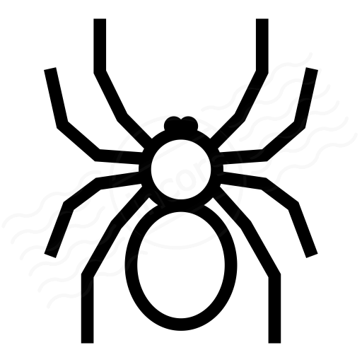 Iconexperience I Collection Spider Icon