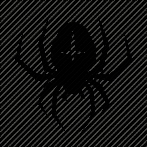 Archnaphobia, Halloween, Monster, Spider Icon