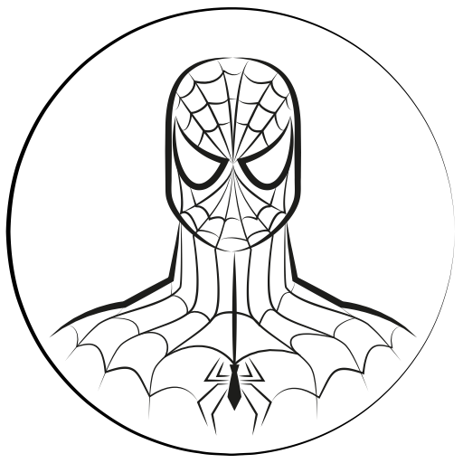 Spiderman, Super Hero, Avatar, Marvel Hero Icon