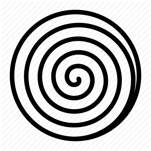 Helix, Hypnosis, Medicine, Mesmerism, Mind, Optical, Spiral Icon