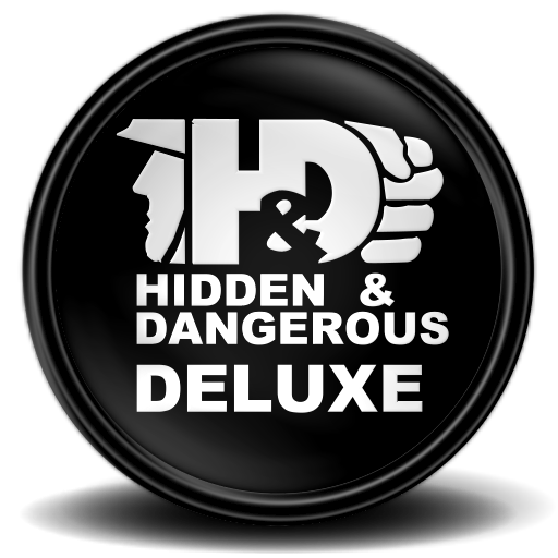 Hidden And Dangerous Deluxe Icon