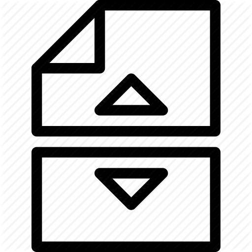 Data, Document, File, Page, Paper, Split Icon